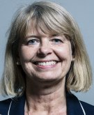 Harriett Baldwin – UK Parliament official portraits 2017